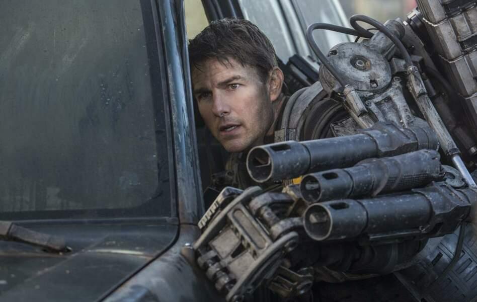 … mais aussi Tom Cruise, sont doublés par…