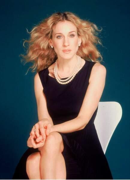 Tiens Nadine de Rothschild a fait une apparition dans la série ?!