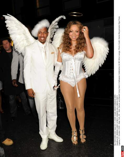 Du kitsch avec Nick Cannon et Mariah Carrey !
