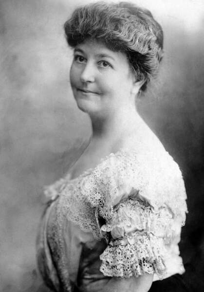 Ellen Wilson est la première à mourir à la Maison Blanche, au tout début du mandat de son mari en août 1914