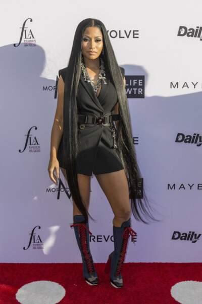 Nicki Minaj mentait avant que son âge ne soit révélé dans un rapport de police. Grillée !