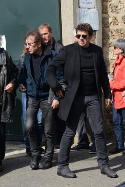 Alain Souchon et Patrick Bruel