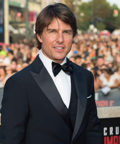 Tom Cruise (3 juillet 1962)