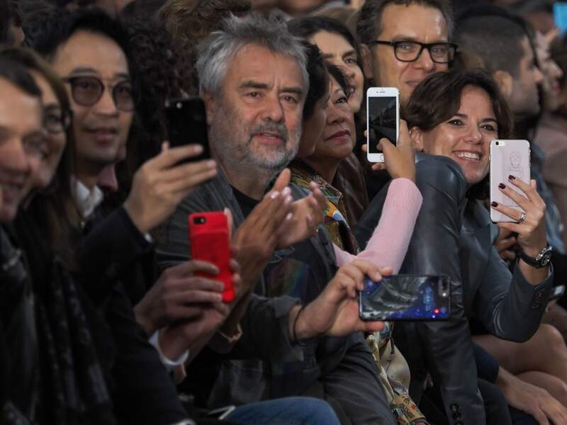 Le réalisateur Luc Besson