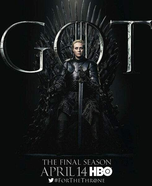 Brienne de Torth (Gwendoline Christie)