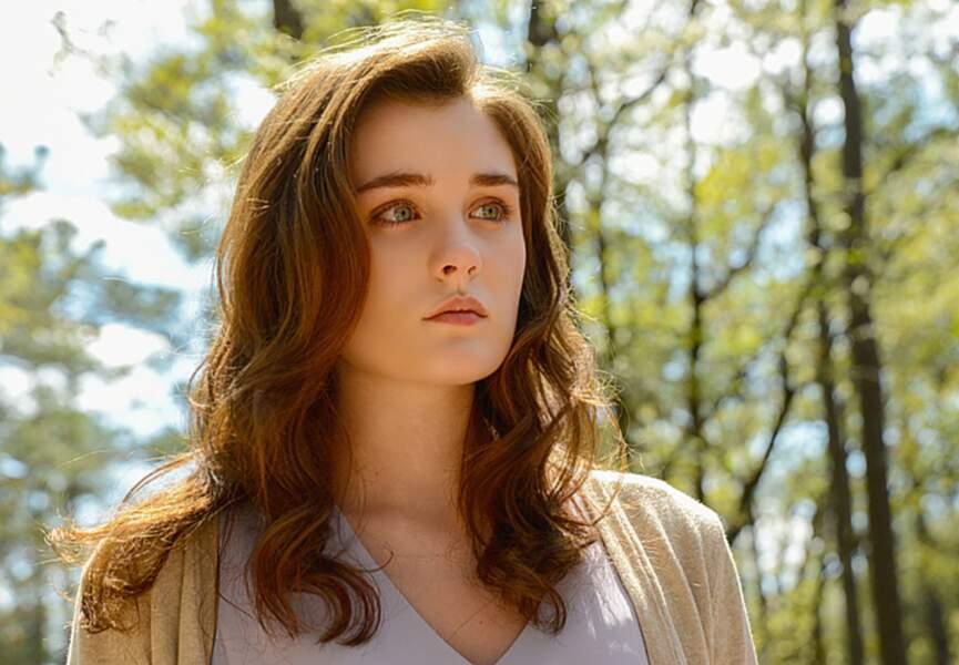 Grace Victoria Cox (Melanie Cross) a fait partie de la nouvelle saison de Twin Peaks et de la série The Society