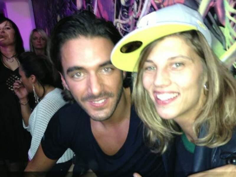 Emilie et Thomas de Secret Story 6 se retrouvent pour une soirée en Belgique
