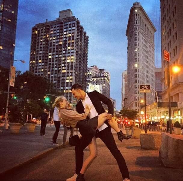 ...et joue à Danse avec les stars avec son mari