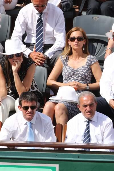 Monsieur le Premier ministre et son épouse