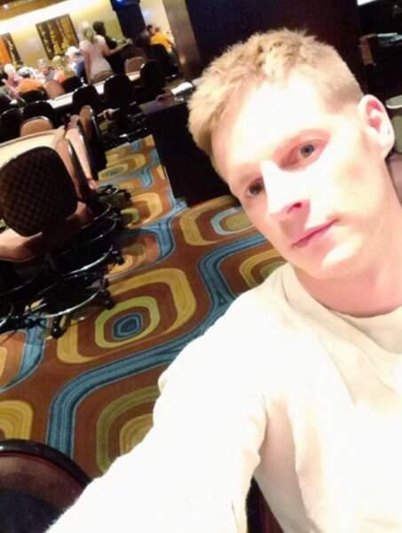 Matthieu Delormeau à Las Vegas, tranquilou, à la cool