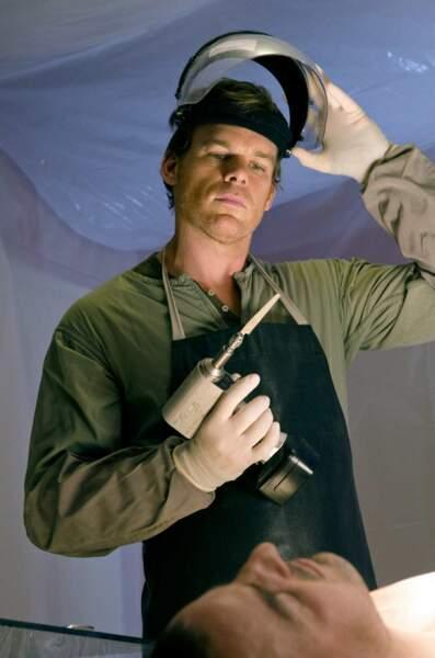 Après son rôle de croque-mort, c'est en psychopathe que Michael C. Hall a séduit le public dans Dexter