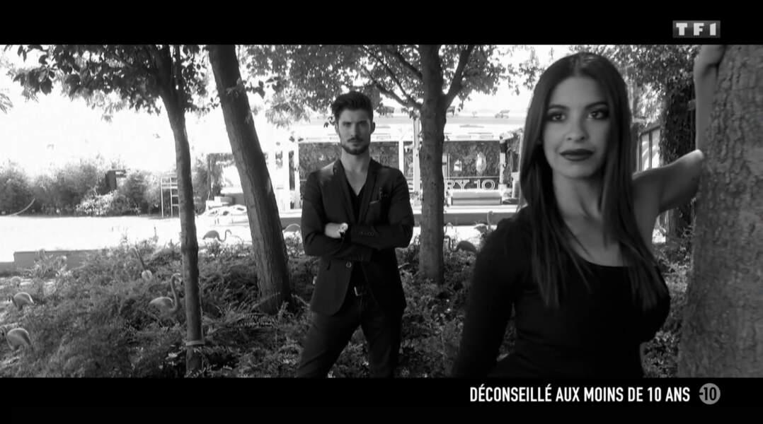 Ali et Alia en noir et blanc... vous aimez ?