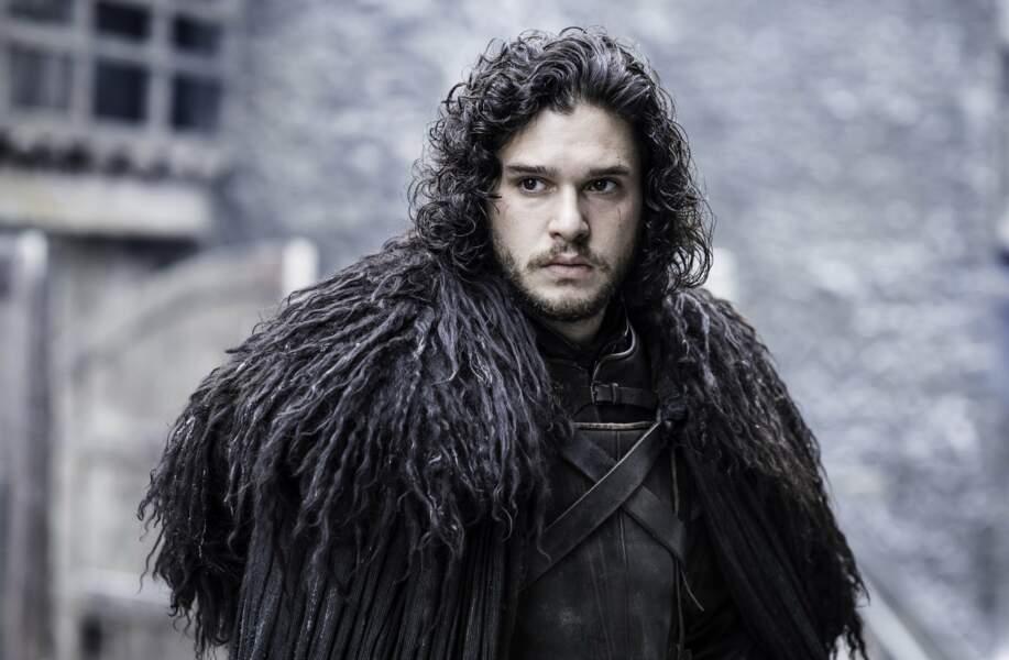 Une saison où Jon Snow (Kit Harington) a sacrément fait parler de lui !