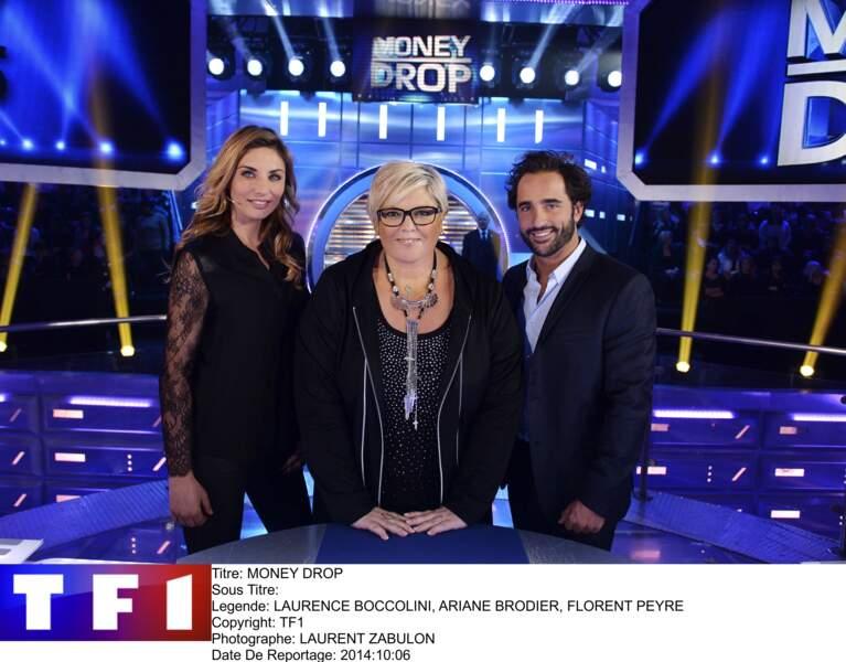 Invitée récurrente des émissions d'Arthur sur TF1, elle a aussi participé à Money Drop en tant que VIP !
