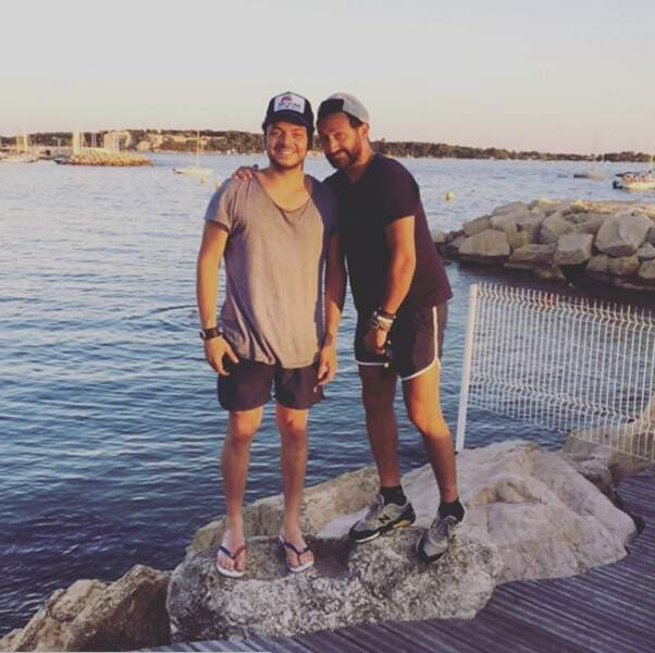 En vacances avec Cyril Hanouna
