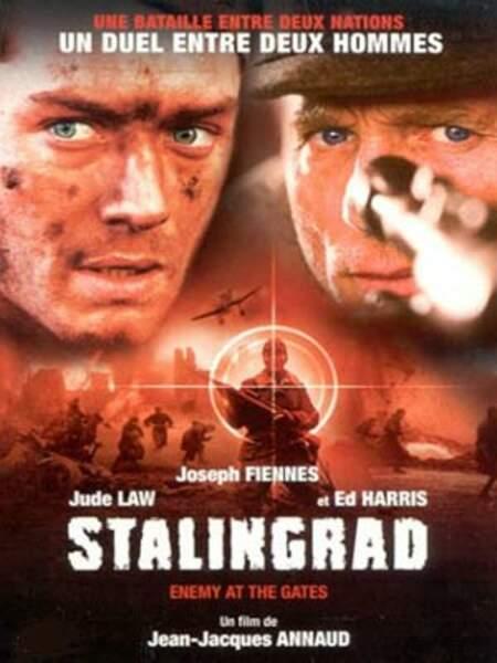 Stalingrad, film de guerre de Jean-Jacques Annaud (2001).