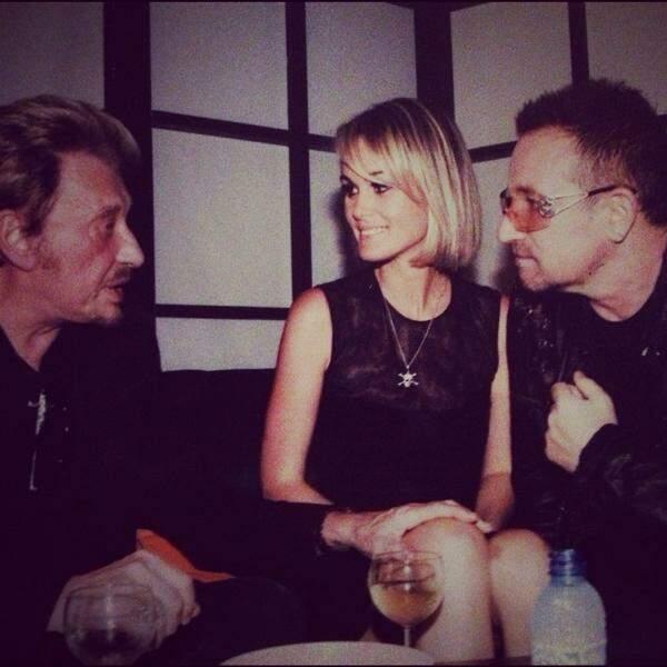 Johnny Hallyday-Bono (U2) : réunion au sommet !