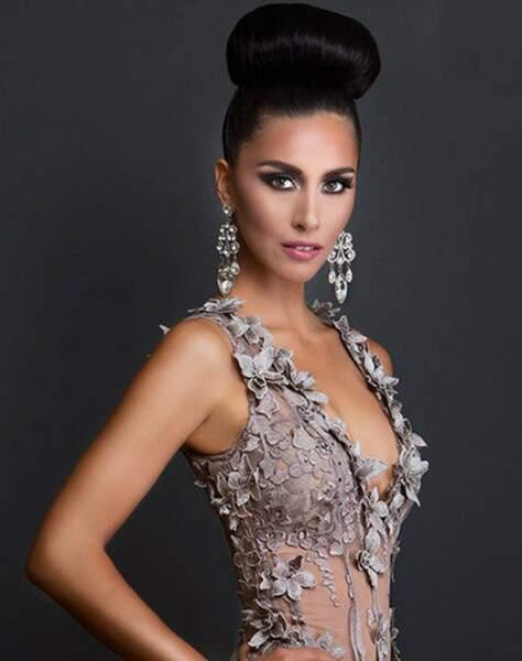 Carolyn Carter, Miss Îles Vierges des États-Unis