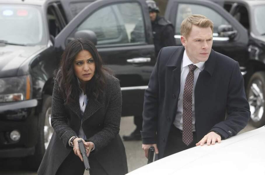 L'actrice est passée par The Blacklist et s'est invitée dans NCIS : Los Angeles et plus récemment 13 Reasons Why