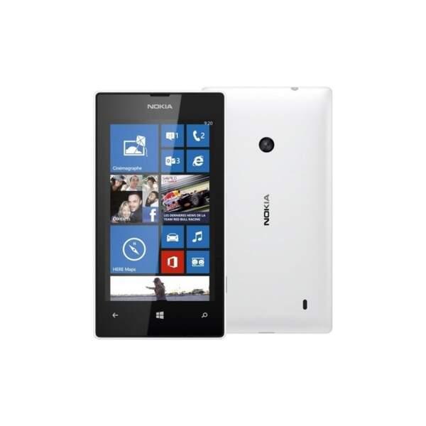Envie d'un portable pratique et esthétique ? Le Nokia Lumia est fait pour vous