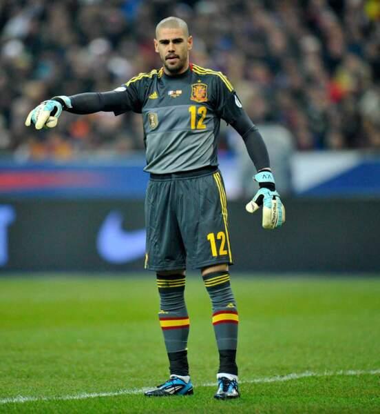Víctor Valdés (Espagne)