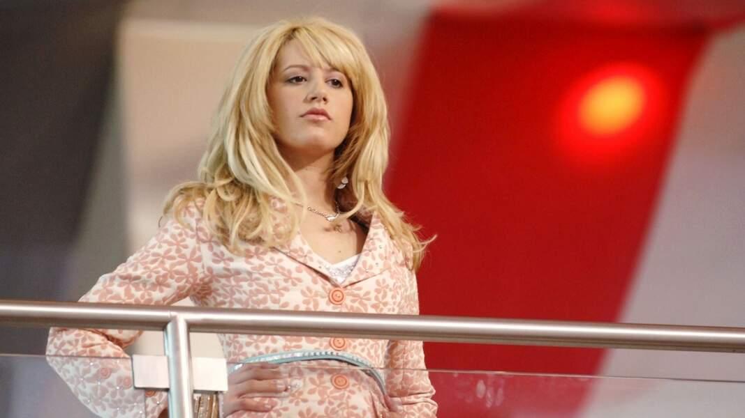 En parlant d'Ashley Tisdale... Vous souvenez vous de son rôle dans High School Musical ?