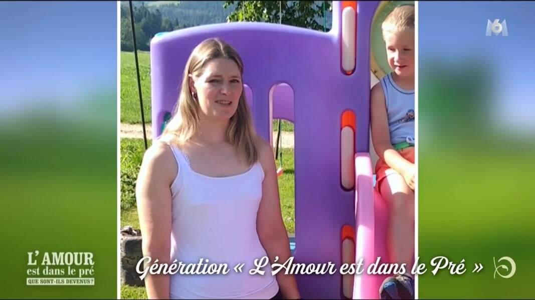 Sandrine, éleveuse de vaches en Bourgogne-Franche-Comté, nous a ému dès la deuxième saison