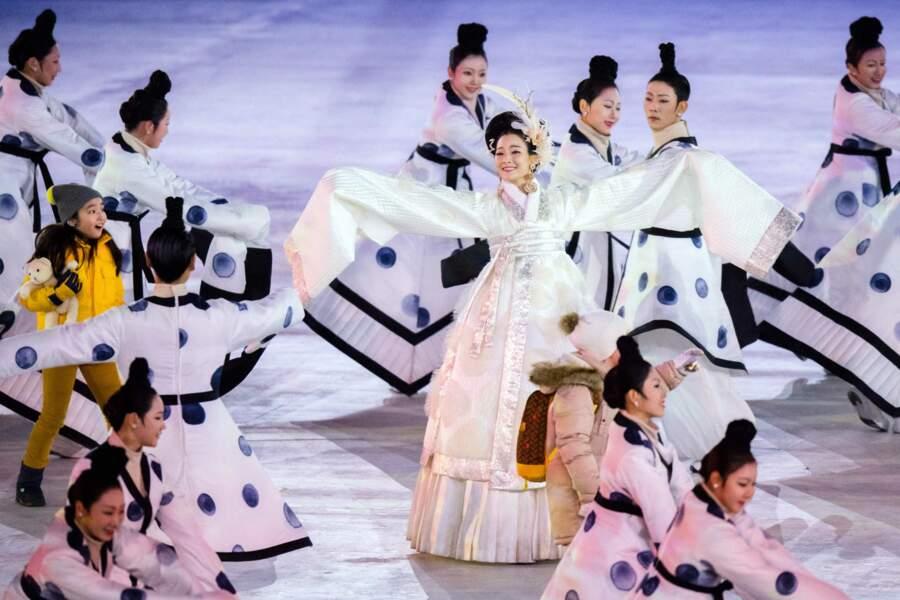 Danse traditionnelle...