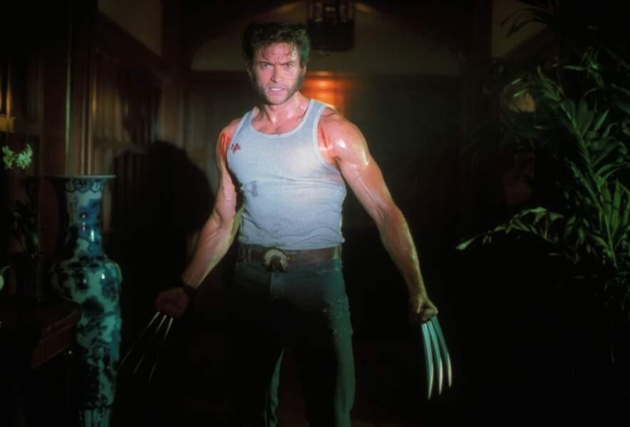 2003. Hugh Jackman reprend son rôle de Wolverine dans X Men 2