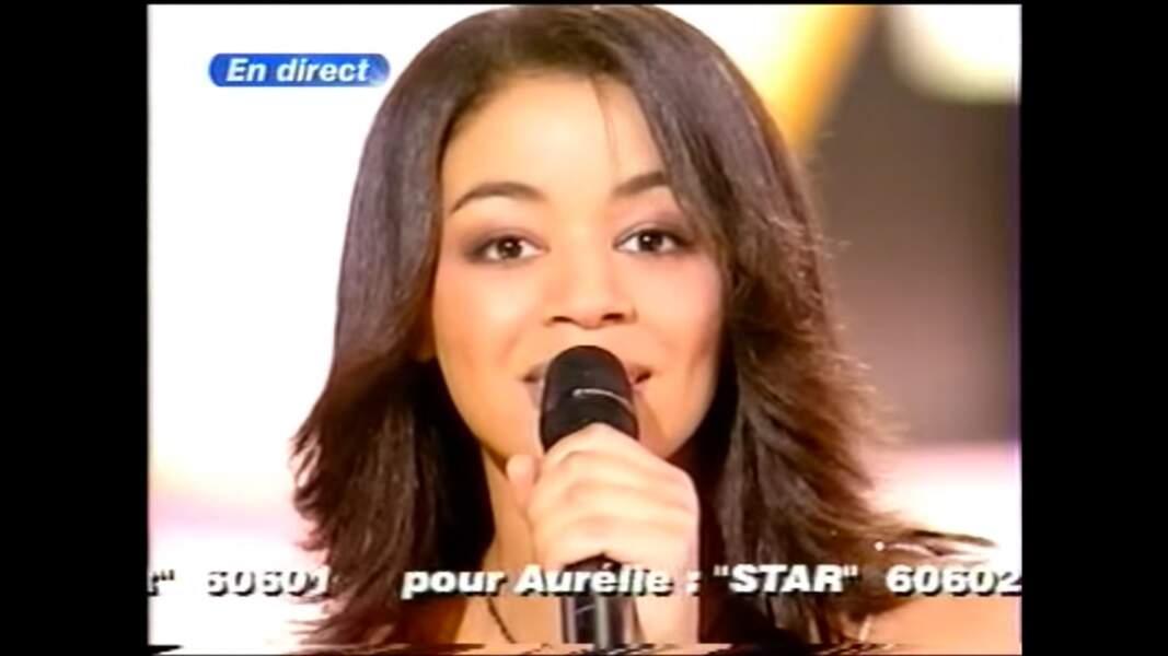 Elle a participé à la saison 2 de Star Academy. Paris Latino, ça ne vous dit rien ?