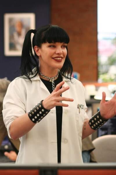 Pauley Perrette est la sympathique Abby depuis le tout premier épisode