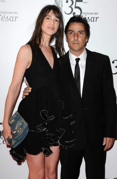 Yvan Attal a rencontré Charlotte Gainsbourg sur le tournage d'Aux yeux du monde en 1991