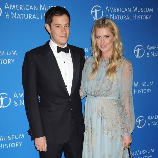 Les jeunes mariés Nicky Hilton et James Rothschild attendent eux aussi leur premier enfant.