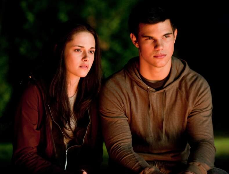 Jacob est très attaché à Bella