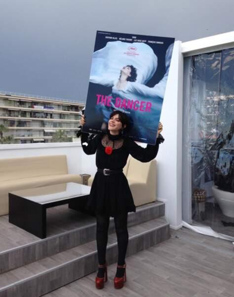 Et Soko aussi, elle est fabuleuse dans le film La Danseuse !