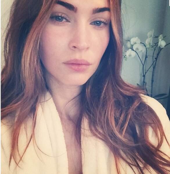 Megan Fox : même sans maquillage, elle nous rend jalouses