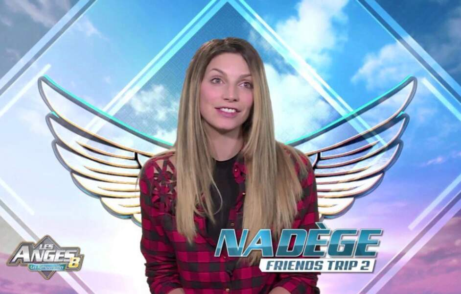 Nadège Lacroix (Saison 6) enchaîne les émissions de télé-réalité