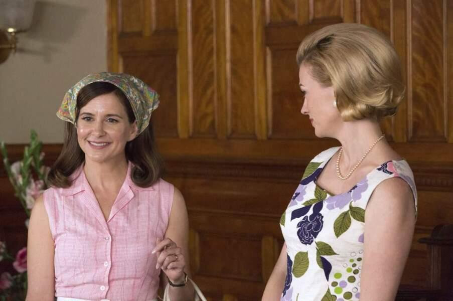 Kellie Martin joue régulièrement dans des téléfilms ou des séries comme The Guest Book ou Hailey Dean Mystery