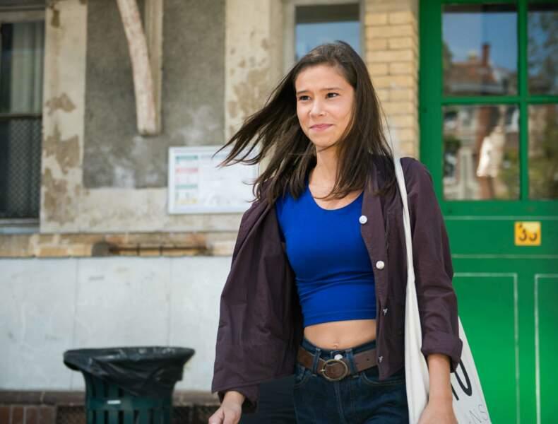 Saison 6 : Jade Pradin a quitté la série et Léa Lopez la remplace pour jouer Salomé