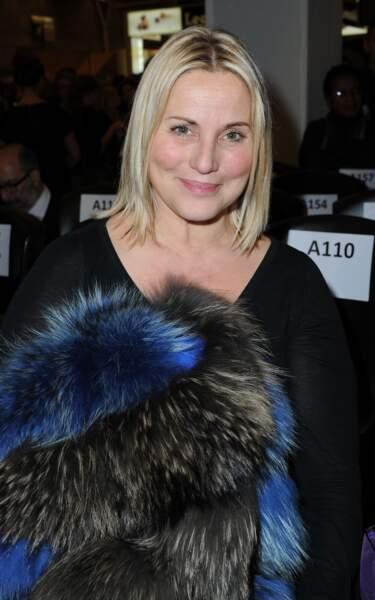"""Jusqu'en 2011, elle était chroniqueuse dans feue """"Morandini !"""" (sur feue Direct 8)"""
