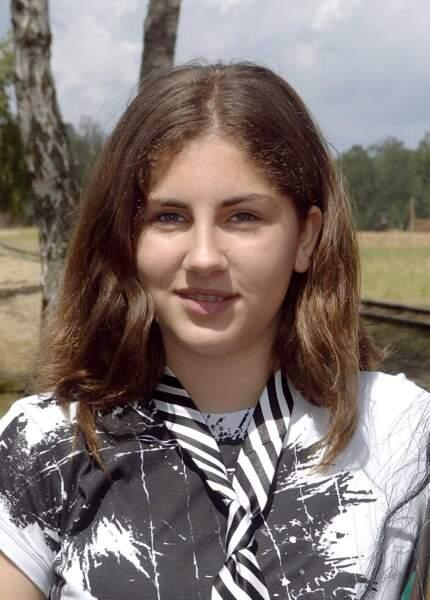 Ilona ici avec quelques années de plus... La jeune femme semble avoir désormais cessé sa carrière.
