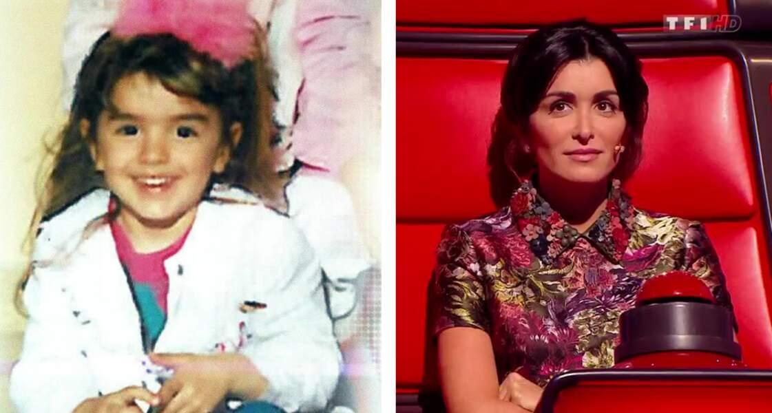 Vous trouvez qu'elle a changé ?