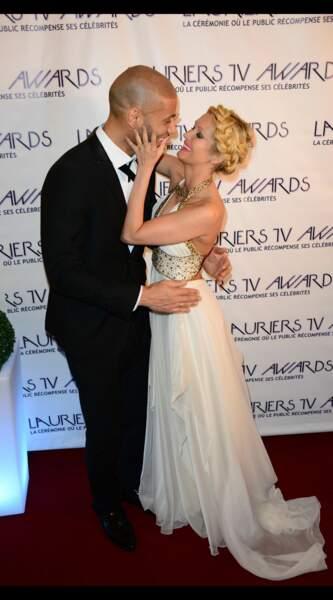 Voici Tatiana et Xavier Delarue, toujours aussi amoureux
