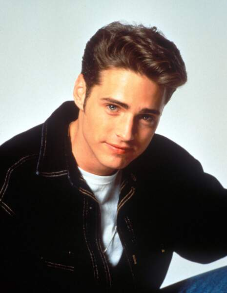 Jason Priestley alias Brandon Walsh dans Beverly Hills