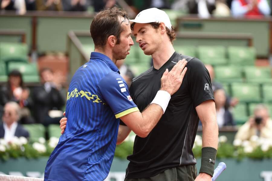 Andy Murray et Radek Stepanek, prêts pour Danse avec les stars
