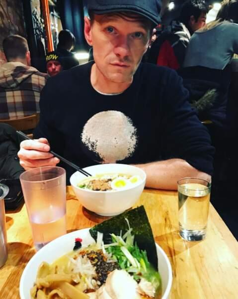 C'est pas tout ça mais on a des ramen à manger avec Neil Patrick Harris.