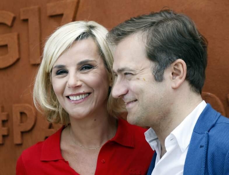 Laurence Ferrari, inséparable de son époux le violoniste Renaud Capuçon