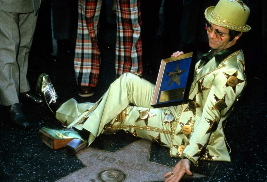 En 1976, il reçoit son étoile sur le Hollywood Boulevard of Fame à Los Angeles