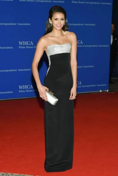 L'actrice Nina Dobrev (Vampire Diaries)