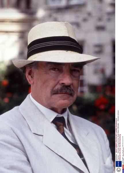 L'acteur britannique Richard Johnson est décédé à l'âge de 87 ans.